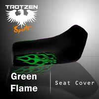 KAWASAKI KX125/250 90-91 Green Flame Seat Cover #mgh4564sc4564