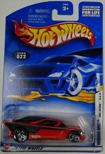 2001 Hot Wheels First Editions Series Nomadder What IOP