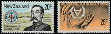 Nieuw-Zeeland postfris 1981 MNH 816-817 - Feilding / Year for Disabled Persons