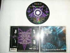 DARK FUNERAL - The secrets of the black arts    1996   DEATH RECORDS   1.press