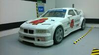 Décal 1//43 BMW M3 BEZINAUD FINALE DES RALLYES NANTES 2006