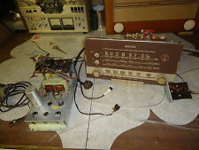 SE TUBE STEREO AMPLIFIER +TUNER PREAMP NORDMENDE MADE IN GERMANY 1960'S ERA