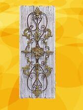 Garten Wand Metall Holz Relieff Vintage Geschenke Gastro Nahrungsmittelgewerbe1