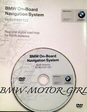 2004 to 2008 BMW 745i 750i 750Li 760i 760Li & Z4 Navigation DVD Map U.S Canada