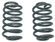 "Maxtrac 271040 4"" Rear Drop Coil Springs Fits 2015-19 Chevy Tahoe GMC Yukon SUV"