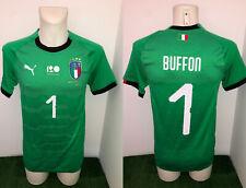 Buffon Italia Maglia INDOSSATA vs Argentina 2018 RARE Astori Match Worn Shirt