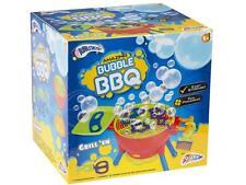 Grafix Bubbletastic Enfants Amazing Bulles BBQ Souffleur Machine & Solution