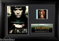 Film Cell Genuine 35mm Framed Matted Lord of the Rings Fellowship Ring USFC6203