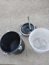 New listing Capspray 2 Gal Capacity Paint Tank Nice & Clean 💲 Good Cost 💲