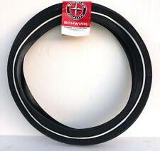 NEW Schwinn Krate STINGRAY Gripper SLIK TIRE 20 x 2.125 raised WHITE LINE w/TUBE