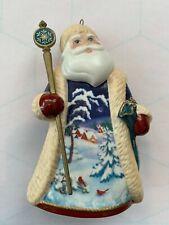 Hallmark 2004 Santas Around the World Russia Christmas Ornament