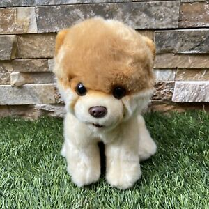 "Gund The World's Cutest Dog BOO Plush Stuffed Animal 9"" Pomeranian Toy 4029715"