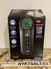 Braun 3-in-1 No Touch+ Forehead Thermometer BNT400 Authentic Free Priority Today