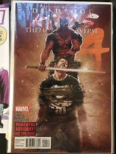 Deadpool Kills The Marvel Universe #4 2012