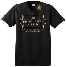 Winchester tavern onorevoli Zombie T-shirt Inspired by Shaun dei morti Horror 56