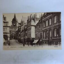 Besançon La Maison Hugo et la Porte Noir LL. Carte Postale Unposted Postcard