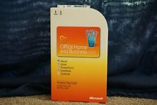MS Microsoft Office 2010 Home and Business Product Key Card (PKC)