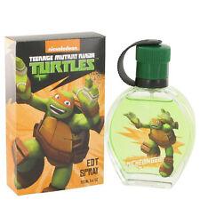 Teenage Mutant Ninja Turtles Michelangelo Marmol & Son Eau De Toilette Spray 3.