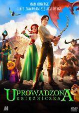 Uprowadzona księżniczka - DVD  NOWOŚĆ 2018 POLISH RELEASE POLSKA