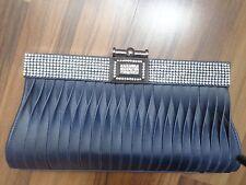 Damen Handtasche/Clutch fein schwarz Neu