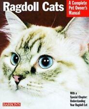 Ragdoll Cats [Complete Pet Owner's Manuals] [ Davis, Karen Leigh ] Used - Good