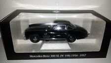 Minichamps 1:18 Mercedes-Benz 300 SL Gullwing (W198) r 1954 zwart nieuw in Merce