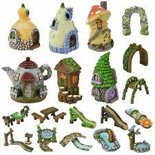 Fairy Enchanted Garden Forest Magical Secret Woodland Indoor Outdoor Fairies
