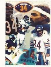 Walter Payton - Chicago Bears -  picture 8x10 photo