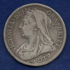More details for great britain, victoria, 1900 halfcrown (ref. c8230)