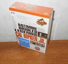Baltimore Orioles Legends: Cal Ripken, Jr. (DVD 6-Disc Set, Collector's Ed) NEW