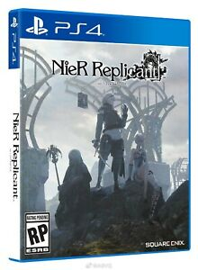 Nier Replicant Version 1.22 Playstation 4 PS4