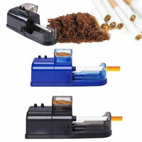 Portable Electric Automatic Easy Cigarette Rolling Machine Injector Maker Roller