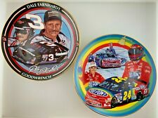 The Jeff Gordon & Dale Earnhardt Plate Collection