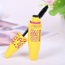 Black Cosmetic Makeup Extension Length Long Curling Mascara Eye Lashes New