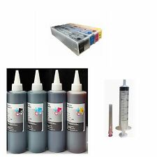 Refillable Ink Cartridges for HP 970XL 971xl for HP OfficeJet Pro X551dw X576dw