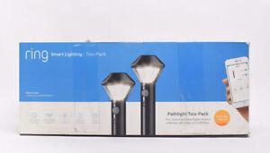Ring Smart Lighting Pathlight Two-Pack - 5LP2X9-BEN0