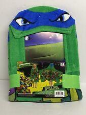 Teenage Mutant Ninja Turtles Hooded Towel  NEW