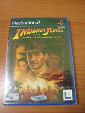 Indiana Jones e la tomba dell'imperatore ITALIANO SIGILLATO PAL X PLAYSTATION 2