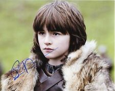 Isaac Hempstead-Wright ++ Autogramm ++ Game of Thrones ++ The Awakening