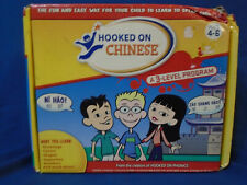 Hooked on Chinese by Hooked on Phonics Education Learning Kit Ages 4-6 language