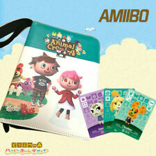 High Quality Animal Crossing amiibo Card Collector Album Series Card Storage Bag