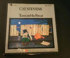 Cat Stevens Teaser and The Firecat 7-1/2ips Version Reel Tape Fully Tested 0 S&H
