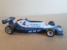 322 E Polistil CE110 Italia Tyrrell 008 F1 #4 1:41