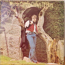 MARTIN CARTHY: Crown of Horn-M1976LP UK IMPORT STEELEYE SPAN