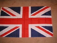UNITED KINGDOM UK UNION FLAG JACK FLAG  8 x 5 POLYESTER POST FREE IN UK