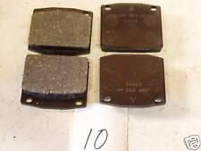 NISSAN SUNNY B310 FRONT Brake Pads VA108 PBDF199