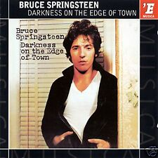 BRUCE SPRINGSTEEN / DARKNESS ON THE EDGE OF TOWN  * NEW & SEALED CD * NEU *