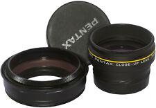 RARE Pentax T9-2X: Powerful CloseUp Lens Provides 2:1 Reproduction w/100mm Macro