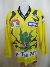 Hc Fribourg-Gotteron Size L Ice Hockey Swiss Switzerland jersey shirt trikot