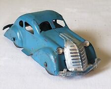 All Metal Products Wyandotte Toys CHRYSLER AIRFLOW COUPE CAR 30's V RARE NICE